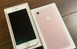 Apple iPhone 7, 128 ГБ, б/у в Ногинске - объявление №279550