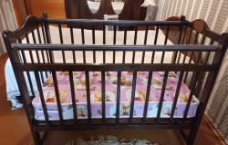 Продам: Детская кроватка  в Карачаевске - объявление №441054