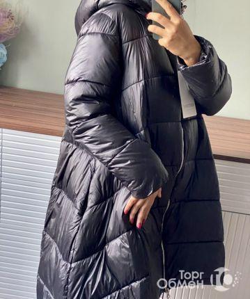 Пуховик пальто италия scervino все размеры - Фото 4