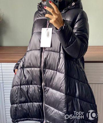 Пуховик пальто италия scervino все размеры - Фото 3