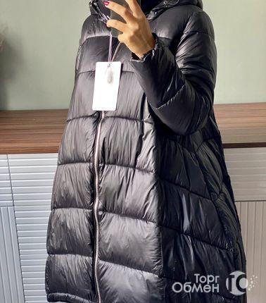 Пуховик пальто италия scervino все размеры - Фото 1
