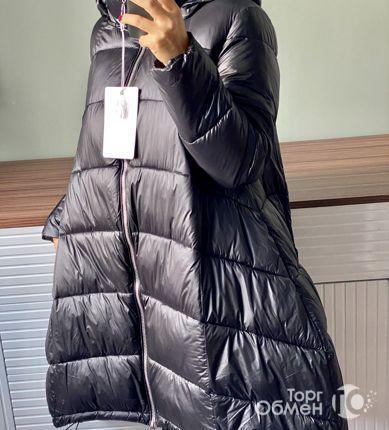 Пуховик пальто италия scervino все размеры - Фото 5