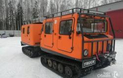 Вездеход BV 206 Лось для перевозки топлива в Анадыре - объявление №526839