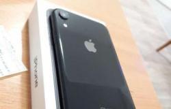 Apple iPhone Xr, 64 ГБ, б/у в Элисте - объявление №609195