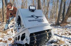Мотобуксировщик sharmax snowbear S380 1250 HP6,5 в Салехарде - объявление №610867