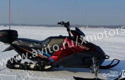 Снегоход promax 350 в Надыме - объявление №611320