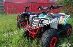 Квадроцикл wels EVO.M 125сс для 5-10лет в Ноябрьске - объявление №611970