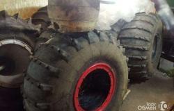 Продам колёса в сборе для вездехода в Череповце - объявление №615358