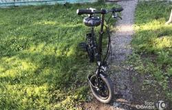 Электровелосипед в Петропавловске-Камчатском - объявление №615448