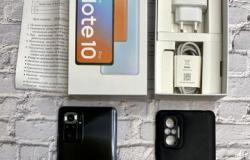 Xiaomi Redmi Note 10 pro 64Gb гарантия 10 месяцев в Сыктывкаре - объявление №615632