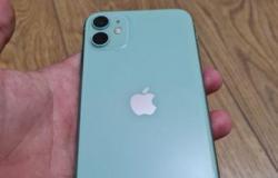 Apple iPhone 11, 128 ГБ, б/у в Махачкале - объявление №615806
