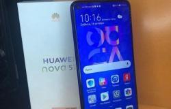 Смартфон huawei Nova 5T 6/128GB в Нальчике - объявление №615978