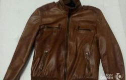 Кожаная куртка мужская в Железногорске - объявление №616255