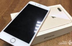 Apple iPhone 8 Plus, б/у в Белгороде - объявление №616622