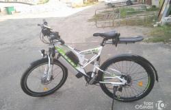 Электровелосипед горный в Тамбове - объявление №616677