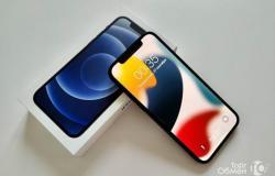 Apple iPhone 12, 64 ГБ, б/у в Кургане - объявление №616708
