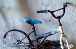 Детский велосипед без колёс в Кургане - объявление №616719