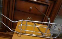 Багажник велосипедный СССР в Каменке - объявление №617105