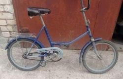 Велосипед бу в Ульяновске - объявление №617172