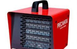 Тепловая электрическая пушка тэпк-2000 в Благовещенске - объявление №617225