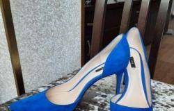 Туфли женские 39 размер оригинал новые в Астрахани - объявление №617301