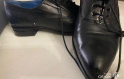 Tj collection ботинки 39-40 в Астрахани - объявление №617404