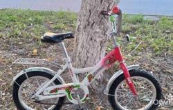 Детский велосипед бу в Челябинске - объявление №617427