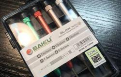 Набор отверток baku BK-5530 (5шт) в Хабаровске - объявление №617543