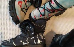 Ботинки женские зимние 38 размера натуральная кожа в Красноярске - объявление №617583