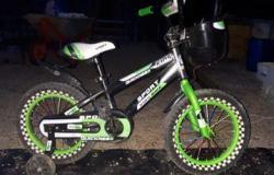 Велосипед детский в Благовещенске - объявление №617617