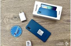 Samsung Galaxy A02 2/32 Blue-Новый-Оригинал в Севастополе - объявление №617649