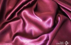 Ткань Шелковый креп-сатин Австрия ширина 1,5 м в Хабаровске - объявление №617784
