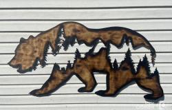 Панно из дерева в Кемерово в Кемерово - объявление №617838