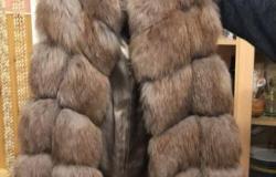 Жилетка меховая женская в Иваново - объявление №617923