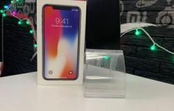 Apple iPhone X, 64 ГБ, б/у в Ногинске - объявление №617930