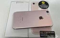 iPhone 7 32 Rose. отличный оригинальный ростест в Екатеринбурге - объявление №617937