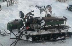 Снегоход в Лесном - объявление №617993