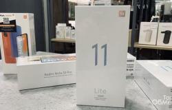 Смартфон Mi 11 Lite 8/128gb Boba black в Воронеже - объявление №618022
