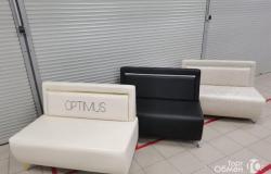 Офисный диван с логотипом в Сыктывкаре - объявление №618069