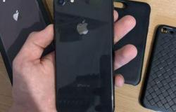 Apple iPhone 8, 64 ГБ, б/у в Махачкале - объявление №618072