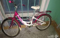 Детский велосипед бу в Армавире - объявление №618136